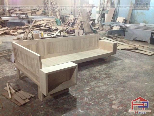 Sản phẩm đò gỗ tại xưởng