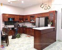 Có hay không nên làm tủ bếp gỗ xoan đào lào?