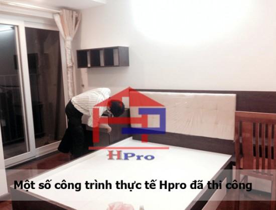 Thiết kế phòng ngủ bằng gỗ veneer