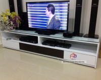 Kệ tivi bằng gỗ Acrylic