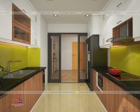 Tủ bếp Laminate TBLM61