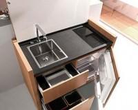 Vai trò của tủ bếp thông minh đối với nội thất