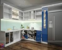 Tủ bếp tiện dụng- Sự lựa chọn tốt nhất cho người nội trợ bận rộn