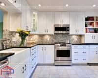 Các mẫu tủ bếp hiện đại của Hpro