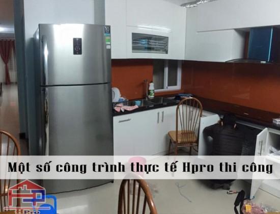 Công trình tủ bếp Acrylic nhà chú Sơn - 77 Nguyễn XiểnCông trình tủ bếp Acrylic nhà chú Sơn - 77 Nguyễn Xiển