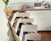 5 ý tưởng thiết kế tủ bếp tiện dụng cho không gian bếp nhỏ