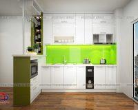 Mách bạn cách thiết kế bếp chung cư đơn giản mà tiện nghi
