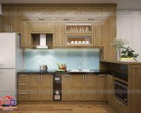 Đóng tủ bếp chung cư giá rẻ, chất lượng cao ở đâu tại Hà Nội?