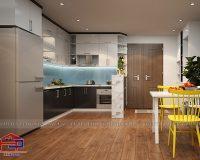Tiêu chí khi chọn tủ bếp đẹp cho nhà chung cư