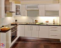 Top 15 mẫu tủ bếp nhôm kính nhỏ cho gian bếp dưới 15m2