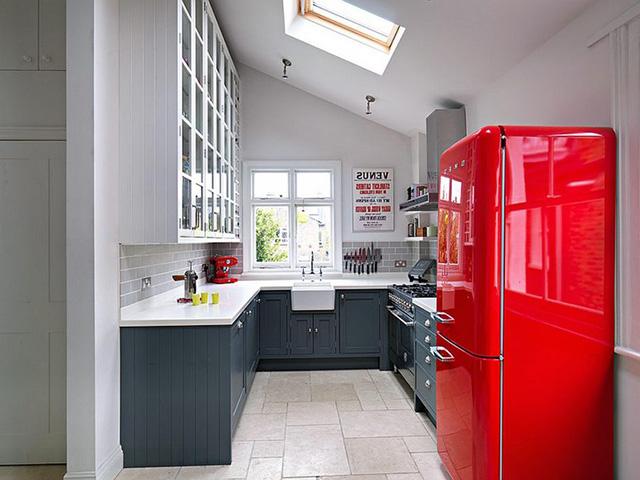 Cách trang trí nhà bếp đơn giản mà đẹp