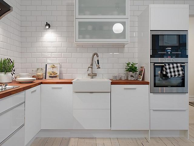 Cách trang trí nhà bếp đơn giản mà đẹp -8