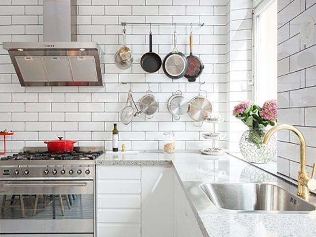 Cách trang trí nhà bếp đơn giản mà đẹp - 5