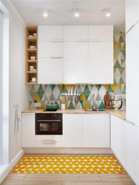 Cách trang trí nhà bếp đơn giản mà đẹp -5