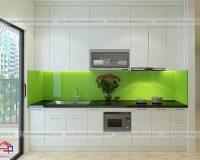 Tủ bếp laminate TBLM58
