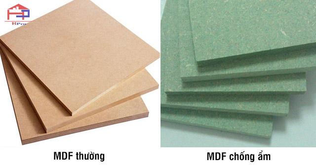 Code gỗ công nghiệp MDF An Cường