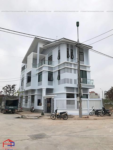 Nhà anh Lệ- Sao Đỏ- Chí Linh- Hải Dương