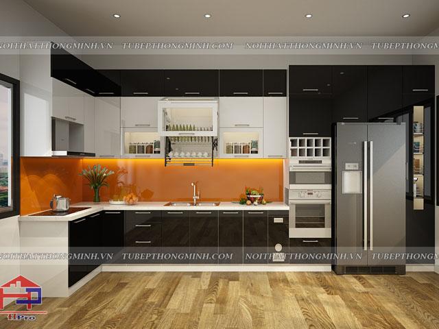 Hpro bán tủ bếp đẹp, bền, giá cạnh tranh