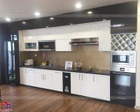 Báo giá tủ bếp gỗ nhân tạo cập nhật mới nhất tại Hpro
