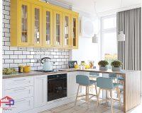 Các mẫu thiết kế nhà bếp đẹp tiện ích bất ngờ chị em nội trợ nào cũng mê!