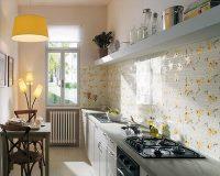 Hình ảnh nhà bếp nhỏ đẹp mà vô cùng tiện lợi