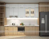 Tủ bếp Laminate TBLM96