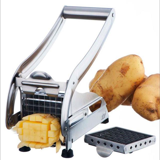 Dụng cụ nhà bếp thông minh cắt thái khoai tây
