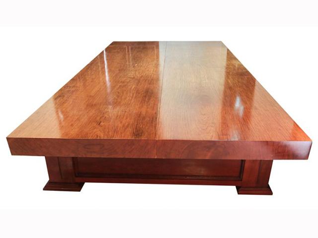 Phản gỗ lát chun cực bền và chắc chắc, tuổi thọ trên 15 năm