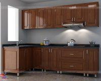 Những mẫu tủ bếp inox đẹp và giá tủ bếp inox đẹp