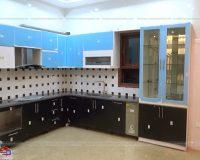 Chiêm ngưỡng công trình tủ bếp inox hoàn thiện do Hpro thiết kế và thi công