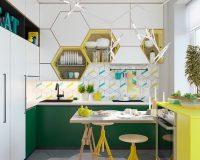 Ngắm 15 không gian nhà đẹp bếp xinh siêu độc đáo và tiện nghi