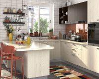 Mẫu phòng bếp có cửa sổ đẹp, độc đáo – bạn khó có thể chối từ
