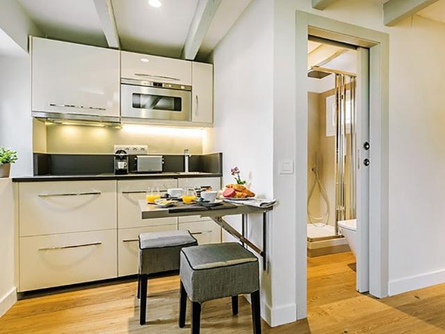 Không nên thiết kế phòng bếp và nhà vệ sinh đặt cạnh nhau
