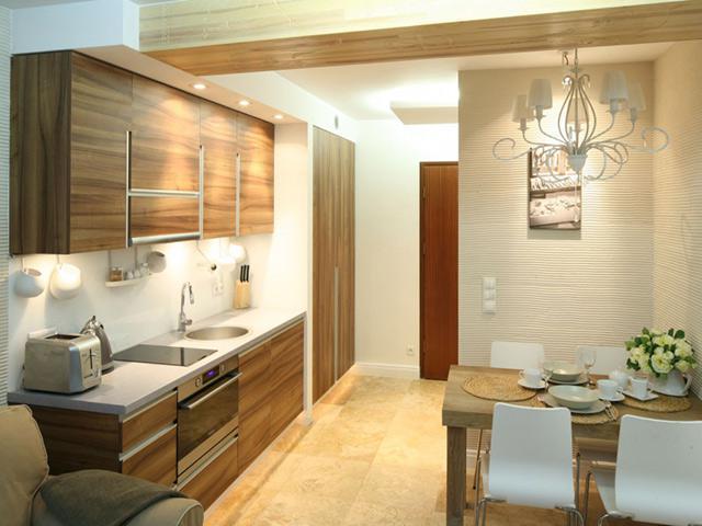 Thiết kế phòng bếp và nhà vệ sinh không nên đặt đối diện nhau