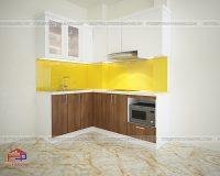 Tủ bếp Laminate TBLM100