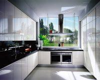 Những mẹo nhỏ bố trí nội thất nhà bếp không gian hẹp