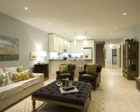 Chiêm ngưỡng tận mắt 20 mẫu nhà bếp liền phòng khách đẹp ấn tượng