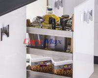Phụ kiện tủ bếp Đài Loan chính hãng, giá tốt, đa dạng mẫu mã và kiểu dáng