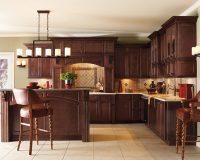 Báo giá tủ bếp gỗ hương 100% tự nhiên, không pha tạp chất