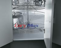 Tìm hiểu kích thước mâm xoay tủ bếp thông dụng hiện nay