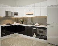 Nhà bếp gỗ công nghiệp – Sự lựa chọn hoàn hảo cho thiết kế nội thất