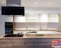 Nhà bếp tầng 2 – Những yếu tố cần quan tâm khi thiết kế nhà bếp tầng 2