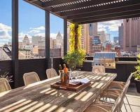 Nhà bếp trên sân thượng – Thiết kế nhà bếp có hợp phong thủy không