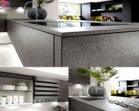Nhà bếp xi măng – Phong cách thiết kế nội thất nhà bếp kiểu mới đẹp khó tin