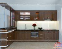 Chi phí làm tủ bếp gỗ tại nội thất Hpro là bao nhiêu?