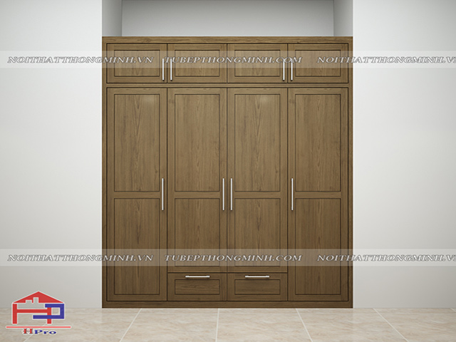 mẫu tủ quần áo gỗ tự nhiên Các mẫu tủ quần áo gỗ tự nhiên đẹp, không lỗi mốt giá chỉ từ 3 triệu mẫu tủ quần áo gỗ tự nhiên