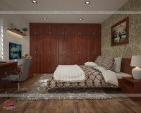 Các mẫu tủ quần áo gỗ tự nhiên đẹp, không lỗi mốt giá chỉ từ 3 triệu