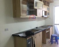Những công trình tủ bếp sử dụng giá úp bát đĩa 3 tầng được thi công bởi Hpro