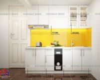 Các loại phụ kiện tủ bếp mini không thể thiếu trong gian bếp