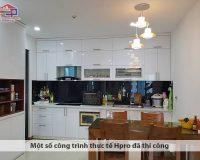 Thi công tủ bếp tại Hà Nội tại sao nên chọn Hpro
